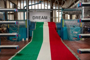Olimpiadi di Tokyo, un arazzo per Casa Italia
