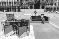Foto Laura Salvati © Archivio Nanda Vigo