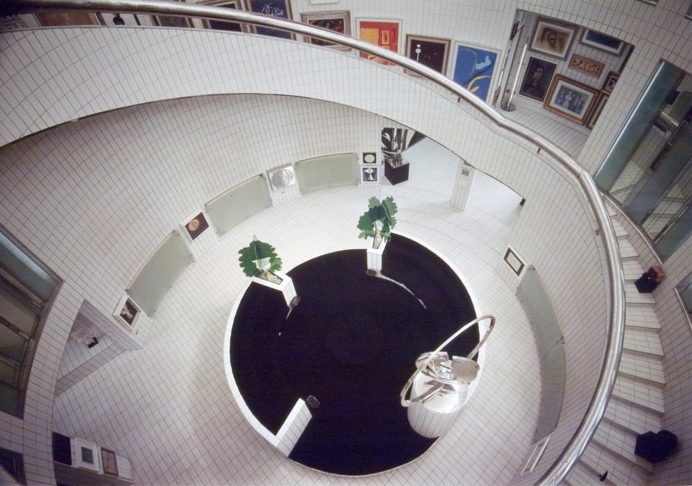 2. Casa Museo Remo Brindisi, 1967-71, Lido di Spina (FE), foto di Aldo Ballo © Archivio Nanda Vigo