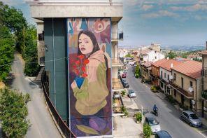 La street art invade la Calabria