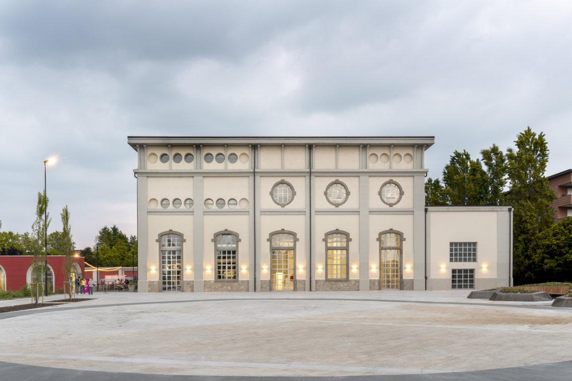 A Bergamo una ex centrale termoelettrica si reinventa centro culturale
