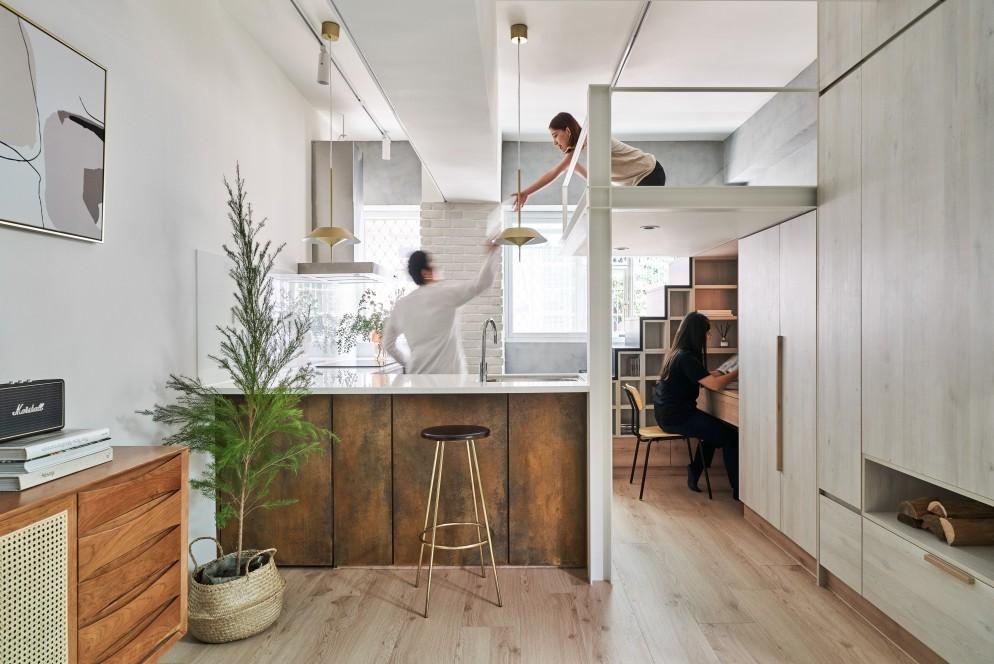 cucina monolocale (7)