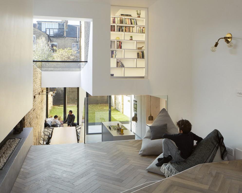 East London Home, Scenario Architects