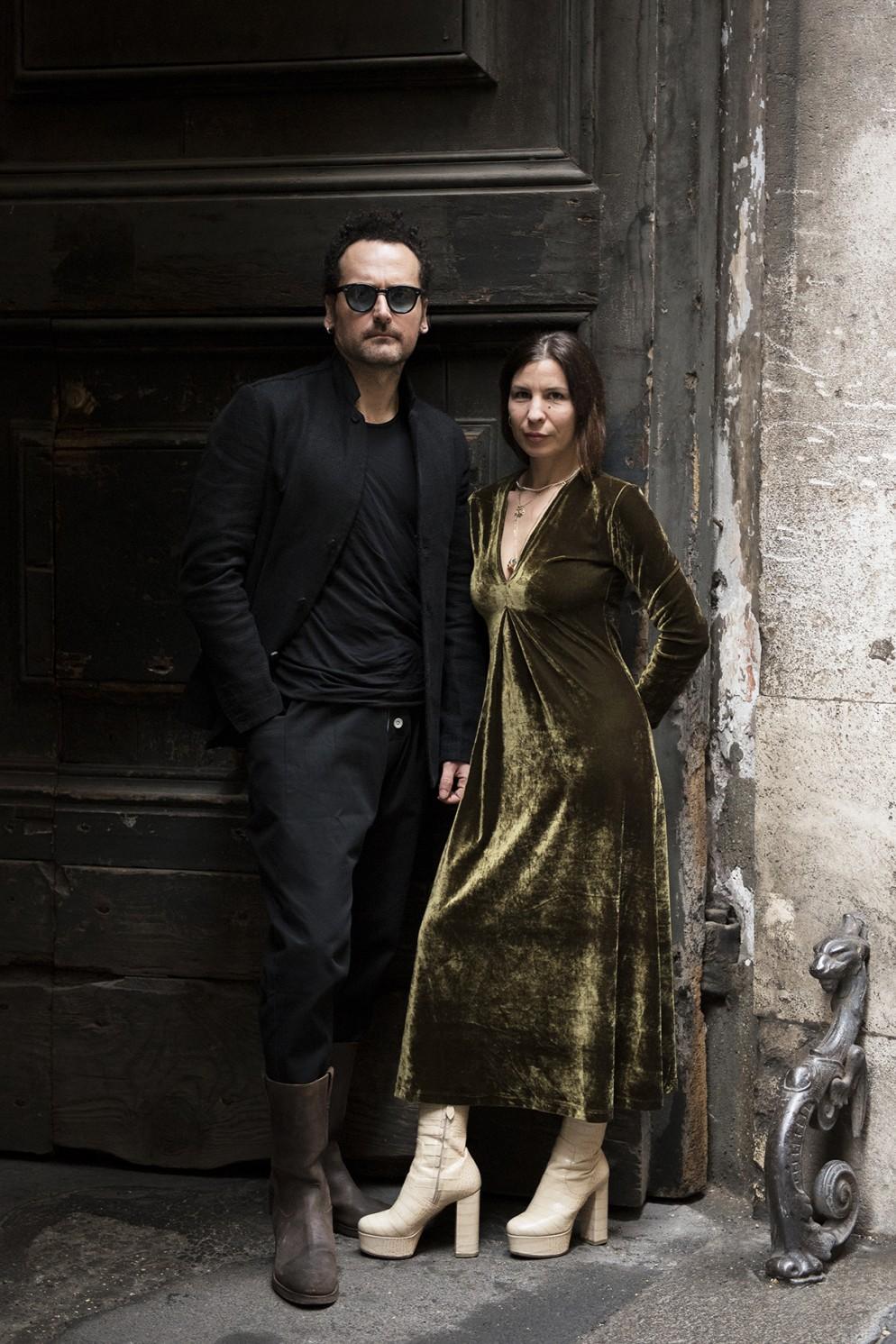 12_Giacomo Guidi and Giorgia Cerulli ©Paolo Abate