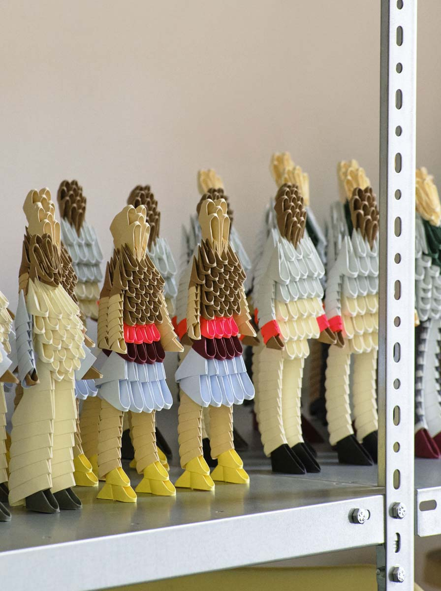 3DAYSOFDESIGN_HAY_The Origami Family by Clara von Zweigbergk_38