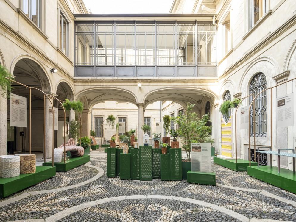 Doppia Firma 21_Cortile d'Onore di Palazzo Morando_ © Luca Rotondo_ MFCC, FCMA, Living 1