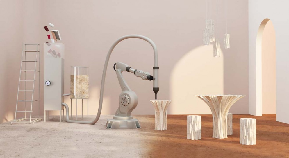 LDF2021-Blast Studio _ Render from used coffee cups to living artefacts
