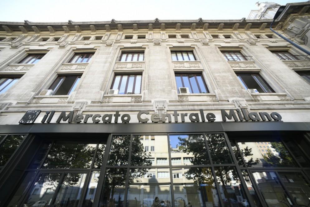 Mercato Centrale Milano 07