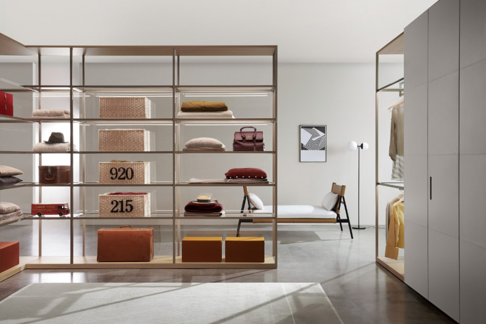 Porro_Transparent Storage Wardrobe_White Cherry_Piero Lissoni_Porro CRS