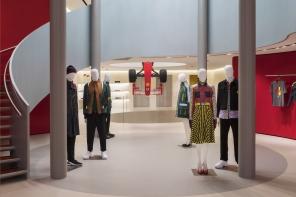 Il nuovo flagship store Ferrari di Milano