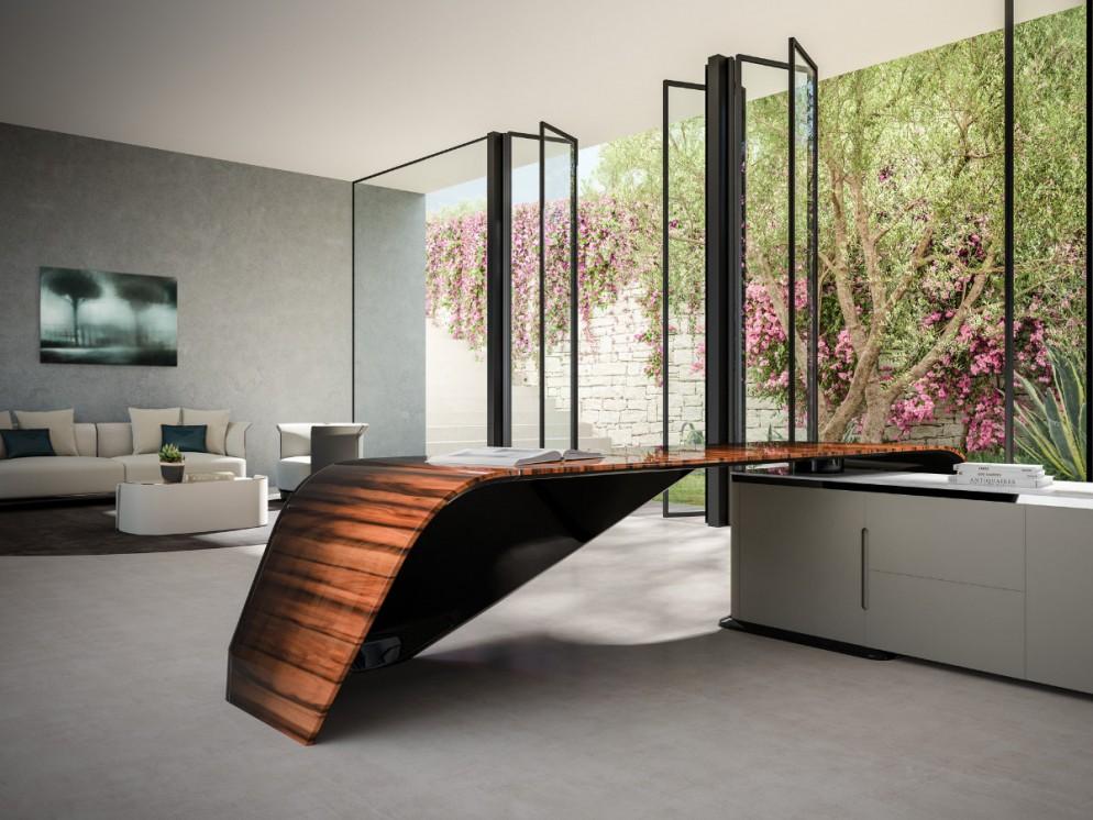 luxury living 04_Bentley Home_Styal Desk
