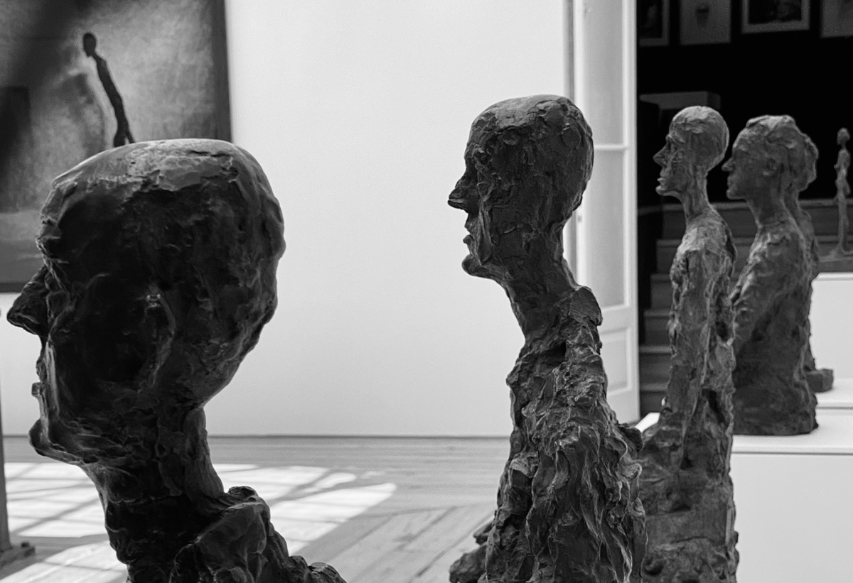 Peter Lindbergh e Alberto Giacometti in mostra a Porto