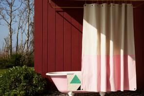 Tende da doccia di design belle come opere d'arte