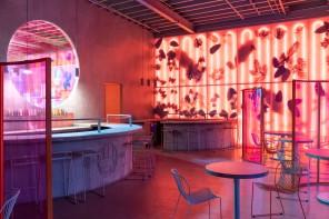 Cocktail alla spina e design di Crosby Studios a Brooklyn