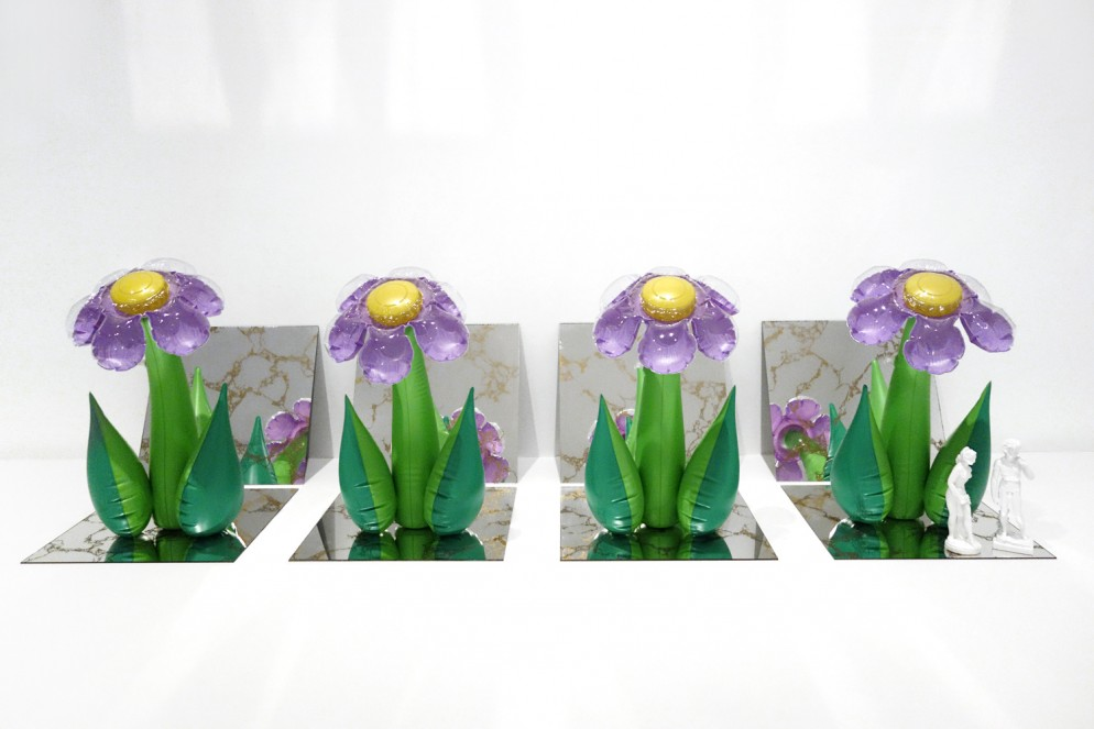 1_Inflatable Flowers-living-corrieremostra-jeff-koons-mostra-jeff-koons
