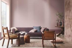 Color malva: gli abbinamenti migliori per le pareti di casa