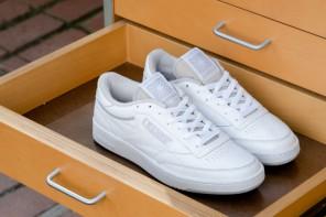 A spasso con gli Eames, in versione sneaker