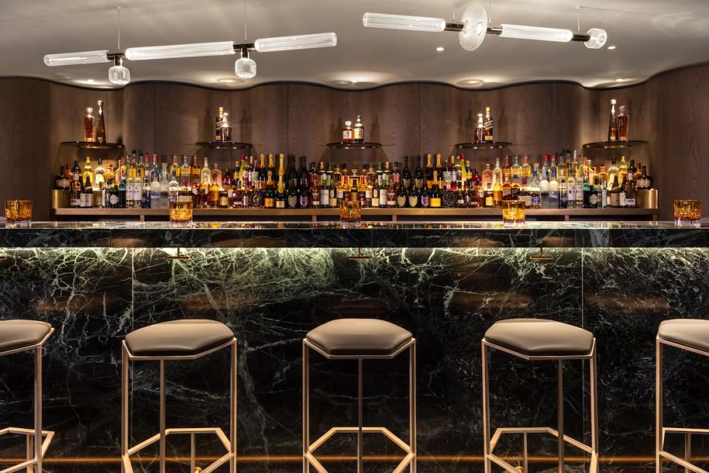 The Londoner, Green Room_Credit Andrew Beasley (1)