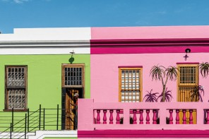 Energia positiva a Cape Town