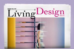 In edicola Living Design Issue, il quaderno di tendenze 2021